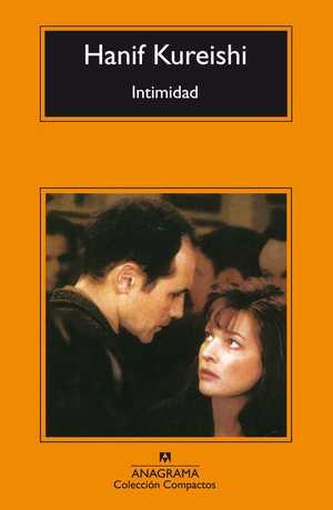 portada del libro intimidad