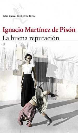 portada del libro la buena reputación