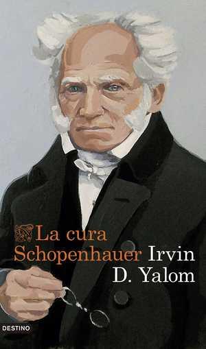 portada del libro La cura Schopenhauer