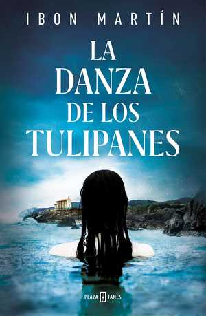 portada del libro la danza de los tulipanes