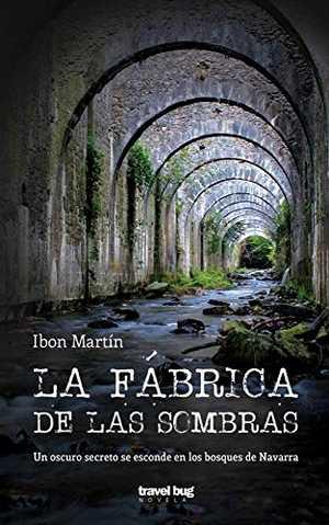 portada del libro la fábrica de las sombras