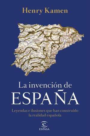 portada del libro la invención de España