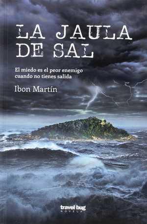 portada del libro la jaula de sal