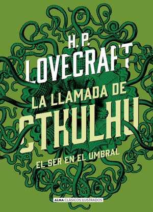 portada del libro la llamada de cthulhu