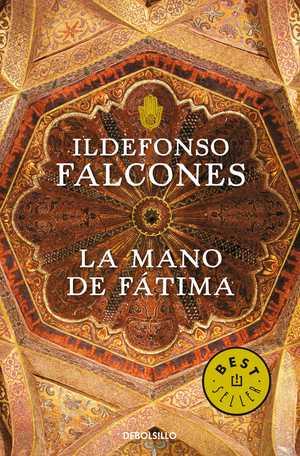 portada del libro la mano de Fátima