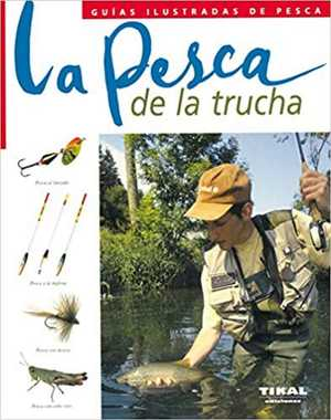 portada del libro la pesca de la trucha