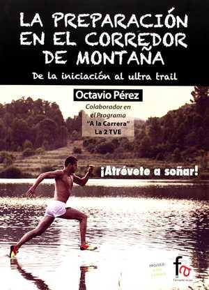 portada del libro la preparación en el corredor de montaña