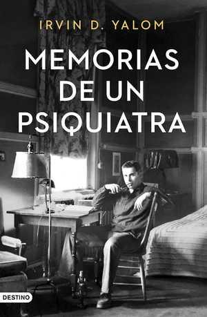 portada del libro Memorias de un psiquiatra