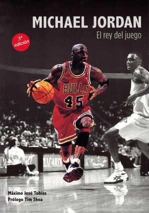 portada del libro michael jordan el rey del juego