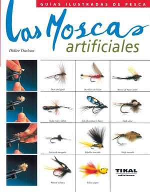 portada del libro moscas artificiales