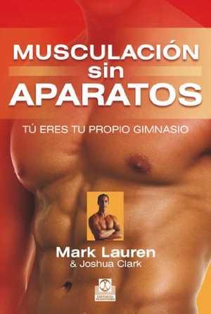 portada del libro musculación sin aparatos