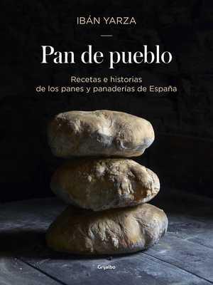 portada del libro pan de pueblo