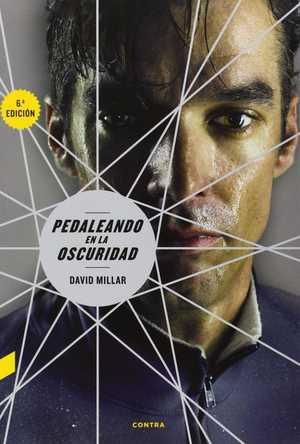 portada del libro pedaleando en la oscuridad