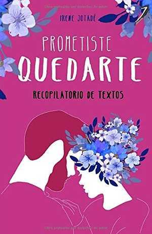 portada del libro Prometiste quedarte