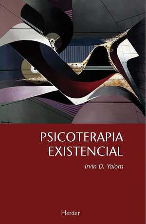 portada del libro Psicoterapia existencial