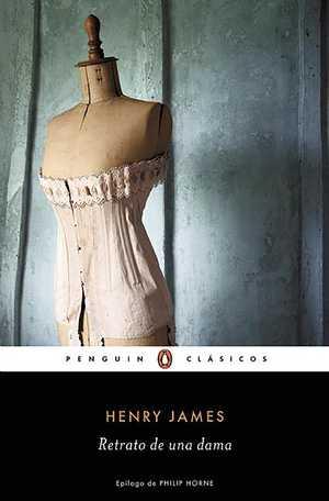 portada del libro retrato de una dama