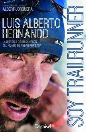 portada del libro soy trailrunner