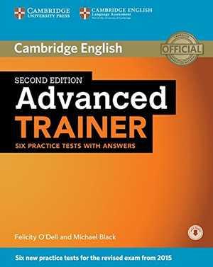 portada del libro Advanced Trainer