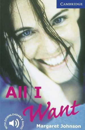 portada del libro All I Want