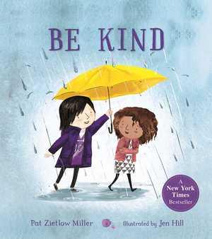 portada del libro Be kind