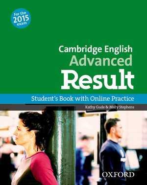 portada del libro CAE Result Student's Book