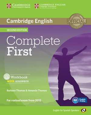 portada del libro Complete First