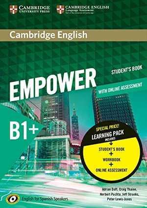 portada del libro Empower for Spanish Speakers B1