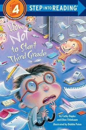 portada del libro How not to start third grade