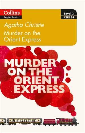 portada del libro Murder on the Orient Express