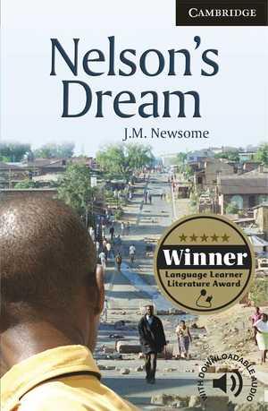 portada del libro Nelson's Dream