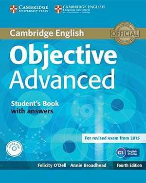 portada del libro Objective Advanced