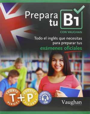 portada del libro Prepara Tu B1