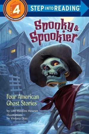 portada del libro Spooky & spookier