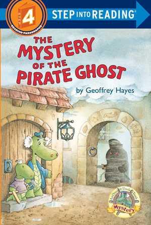 portada del libro The mystery of the pirate ghost