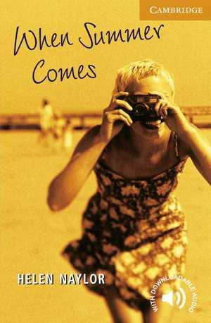 portada del libro When Summer Comes