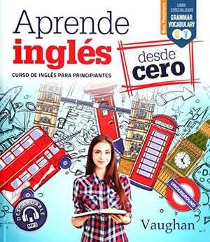 portada del libro aprende Inglés desde cero