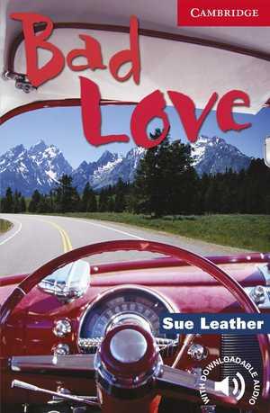 portada del libro bad love