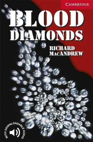 portada del libro blood diamonds