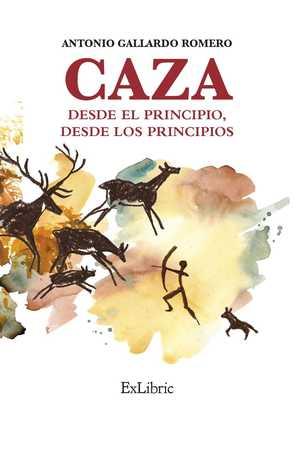 portada del libro caza desde el principio desde los principios