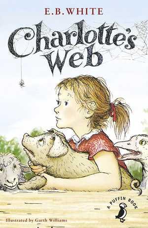 portada del libro charlotte's web