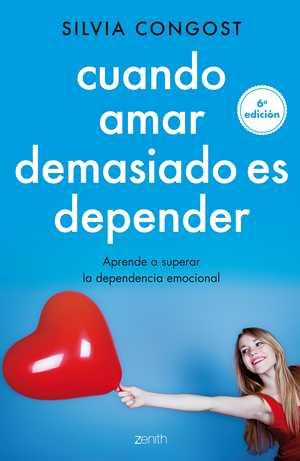 portada del libro cuando amar demasiado es depender