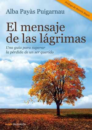 portada del libro el mensaje de las lágrimas