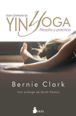 portada del libro guía completa de yin yoga