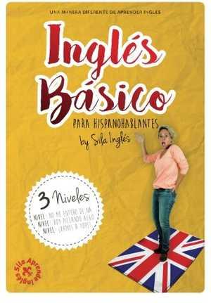 portada del libro inglés básico para hispanohablantes