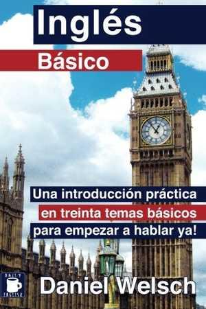portada del libro inglés básico