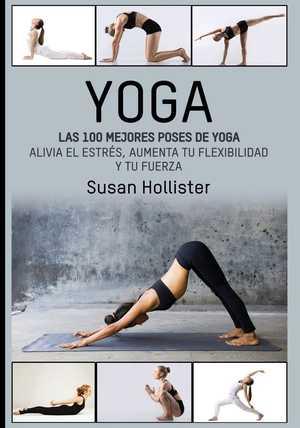 portada del libro las 100 mejores poses de yoga