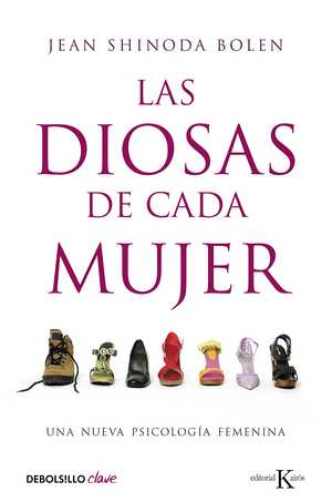 portada del libro las diosas de cada mujer