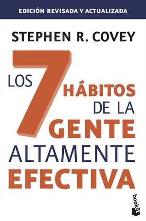 portada del libro los 7 hábitos de la gente altamente efectiva
