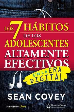 portada del libro los 7 hábitos de los adolescentes altamente efectivos
