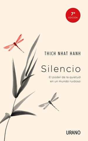 portada del libro silencio
